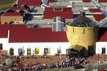 Obchodní centrum Olympia u Olomouce
