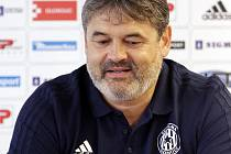 Ladislav Minář, sportovní ředitel olomoucké Sigmy