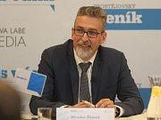 Primátor Miroslav Žbánek