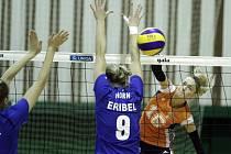 Pohár CEV: SK UP Olomouc vs. Zoersel