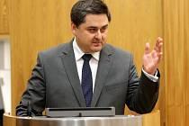Odstupující primátor Martin Novotný (ODS)