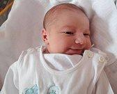 Šárka Andrýsková, Velký Týnec, narozena 19. května v Olomouci, míra 50 cm, váha 3430 g.