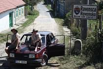 Členové expedice v rumunském Banátu