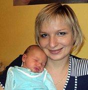 František Zavadil, Tovačov narozen 6. října ve Šternberku míra 48 cm, váha 3190 g