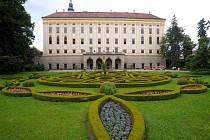 Arcibiskupský zámek a Podzámecká zahrada v Kroměříži