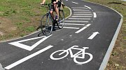 Cyklostezka. Ilustrační foto