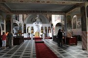 DED v Olomouci - pravoslavný chrám sv. Gorazda