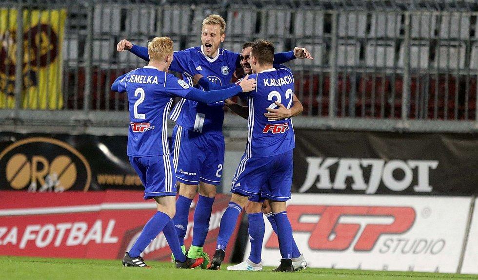 Sigma Olomouc vs. Dukla Praha 3:0
