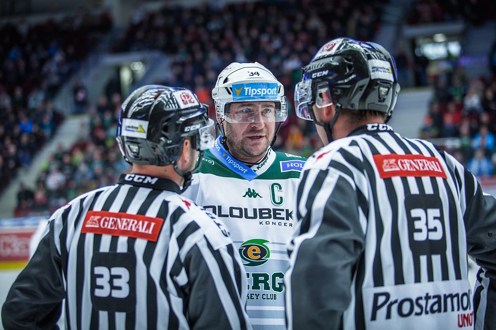Hokejová Tipsport extraliga: HC Energie Karlovy Vary - HC Olomouc
