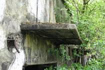 Bývalý sklad munice po Sovětské armádě v Olomouci - Neředíně