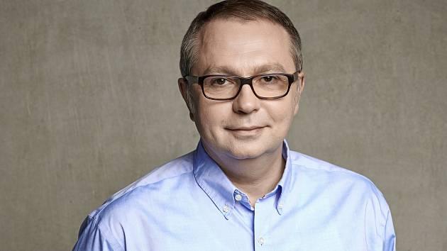 Marián Hajdúch, ředitel Ústavu molekulární a translační medicíny Lékařské fakulty UP v Olomouci