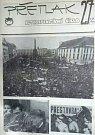 Přetlak - revoluční informační servis studentů UP Olomouc