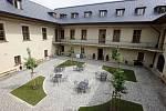 Zrekonstruované prostory FFUP Olomouc