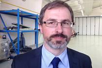Ekonomický ředitel Air-Transport Europe Michal Kvaka.