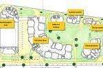 Waldorfská základní škola a mateřská škola Olomouc připravuje v olomoucké části Hejčín stavbu nového vzdělávacího komplexu