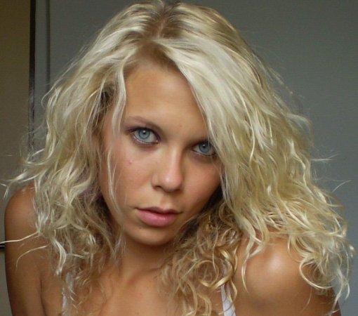 6) Michaela Keprtová, 21let, studentka VŠ, Šumperk