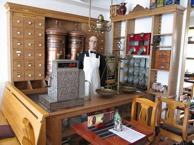 14. Restaurace Ve Starém Obchodě, Uherské hradiště