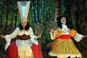 Olomoucké barokní slavnosti - opera Torzo v bývalém jezuitském konviktu