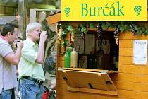 Burčákové osvěžení