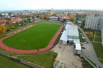 Uničovský fotbalový klub pokračuje ve zvelebování areálu, kompletně zrekonstruoval druhé hřiště.