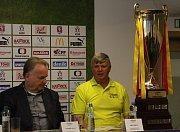 Losování finále největšího žákovského turnaje Mc Donald's Cup, které se bude konat v Olomouci
