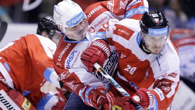 Dynamo Pardubice - HC Olomouc