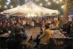 Oktobeer Fest v areálu letního kina v Olomouci