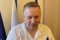 Martin Svoboda, ředitel Vojenskénemocnice Olomouc