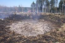 Požár u Partutovic