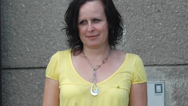 Helena Vodáková z Holice
