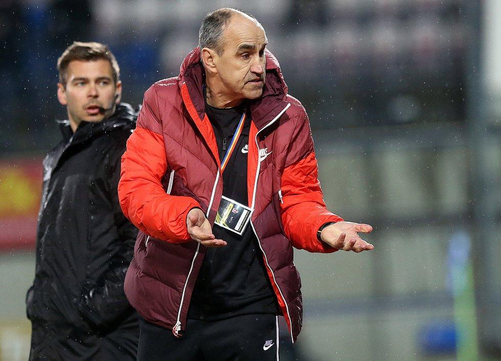 Trenér AC Sparta Praha Václav Kotal