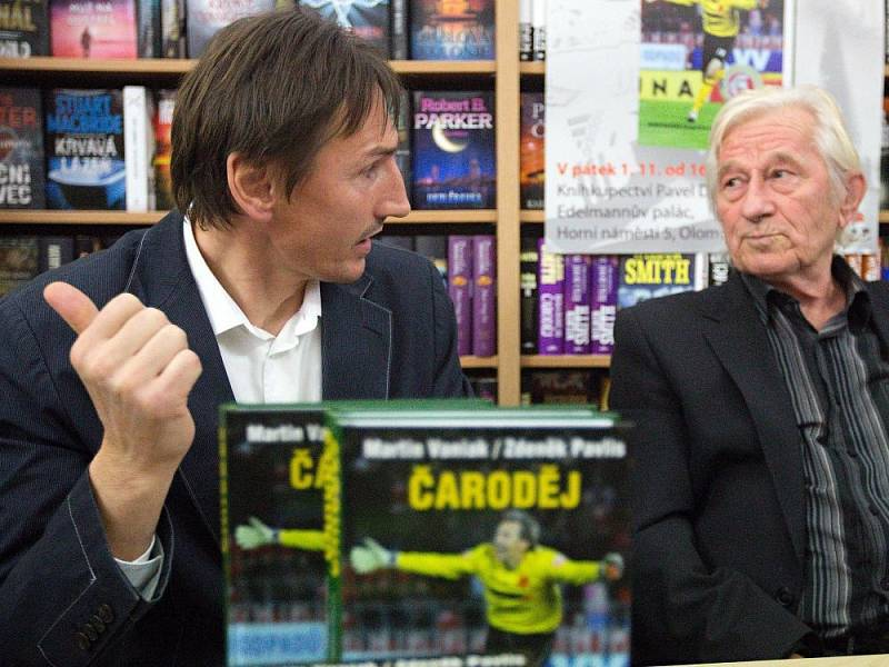 Martin Vaniak a Karel Brückner