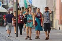 Krajské město o tomto víkendu hostí historicky největší setkání absolventů Univerzity Palackého v Olomouci. Na Hanou přijely tisíce lidí, řada osobností české vědy, umění, politiky a sportu.