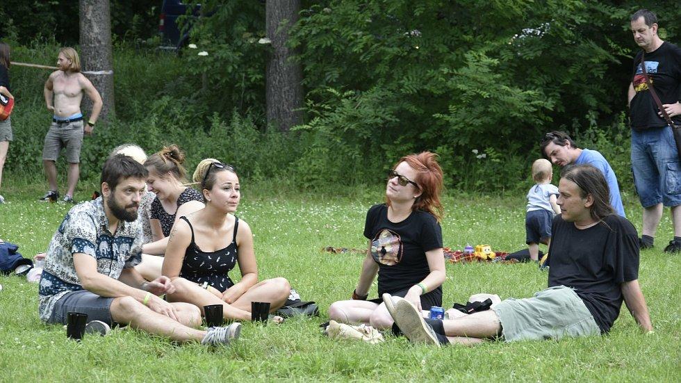 Oakfest v Dubu nad Moravou, 13. 6. 2020