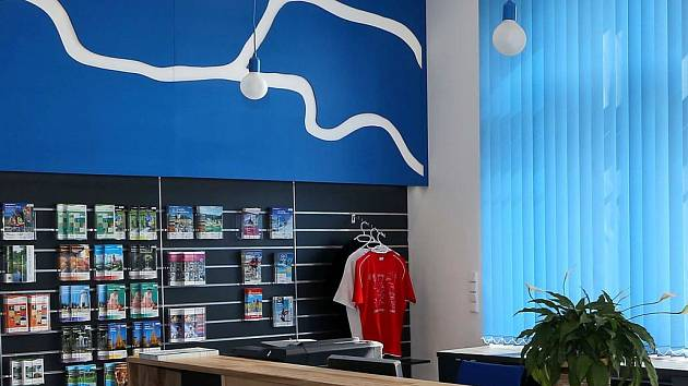 Nové městské infocentrum v litovelské Záložně