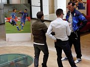 Sídlo italské reprezentace na Euru - Hotel Sport ve Vésce