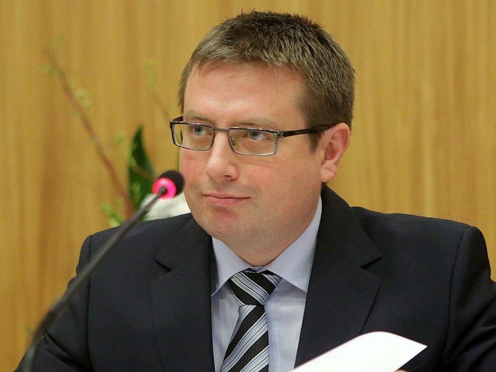 Martin Major, lídr ODS pro komunální volby 208 v Olomouci