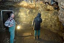 Nový východ z Mladečských jeskyní