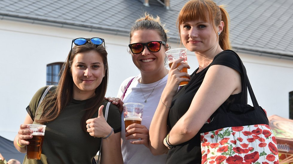 Beerfest na Korunní pevnůstce v Olomouci, 24. 5. 2019