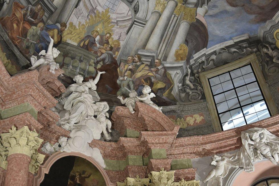 Noc kostelů, kaple Božího Těla v Olomouci, 12. 6. 2020