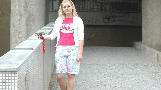 Sabina Grézlová z Olomouce