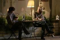 Skoro úplně vymyšlený film - Marta Bačíková a Petr Kubes v olomouckém Café La Fée