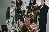 Finská skupina Lordi.