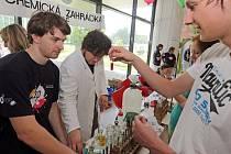 Veletrh vědy a výzkumu UP v Olomouci
