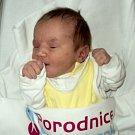 Eliška Smetanová, Břidličná, narozena 6. února ve Šternberku, míra 50 cm, váha 3530 g
