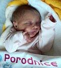 Stella Fabiánová, Dubicko narozena 8. března míra 49 cm, váha 3010 g