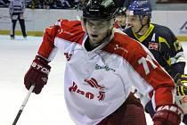Olomoučtí hokejisté proti Ústí