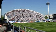 Skoro deset tisíc fanoušků sledovalo porážku Baníku v Olomouci.