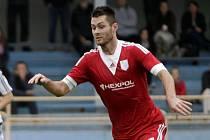 Tomáš Komenda (v červeném).