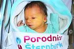 Lukáš Vykydal, Červenka, narozen 27. ledna 2020, míra 51 cm, váha 3400 g